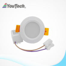 110v 3w led sténopé downlight