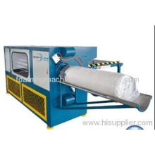 Máquina de embalagem de rolo de colchão automática