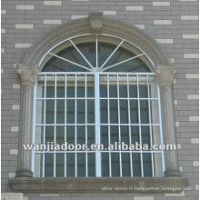conception de grille de fenêtre / marque foshan wanjia