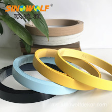 2.0mm Pepejal PVC ABS Rubber Edge Banding Price