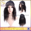 High Quality Curly Wave Human Hair China Best Lace Wigs