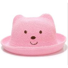 Lovely Bear Unisex Bear Bowler Hat