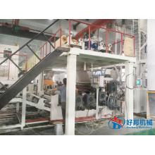 Профессиональная линия по производству ламината для пола SPC