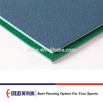 ENLIO Vinyl Badminton floor