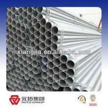precio de fábrica galvanizado del tubo del andamio del hierro