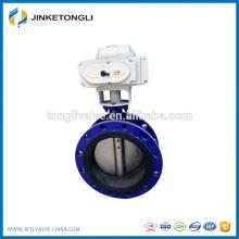 regulador de gás de aço inoxidável válvula de borboleta classe 150 JKTL BT062L