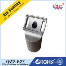 Алюминиевого литья под углом труб, алюминия adc12 литья деталей