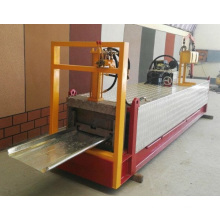 Sanxing China KR 18 Standing Seam Roof Forming Machine Metal Roofing KR Cold Roll forming machinery