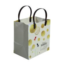 Wholesale Professional Customized Tote Art/Kraft Paper Handbag Gift Bag