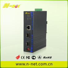 Industriell 10/100 / 1000M Ethernet-switch
