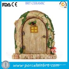 Charming Fairy Garden Resin Miniature Door