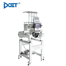 DT1201-CS Máquina de bordar automática Máquina de bordar computarizada industrial de una sola cabeza