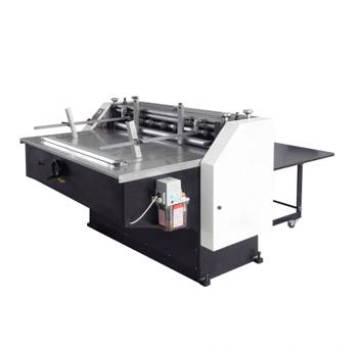 Máquina de corte semiautomática de papel Yz 1300