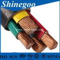 Flame Fire Retardant PVC Power Cable