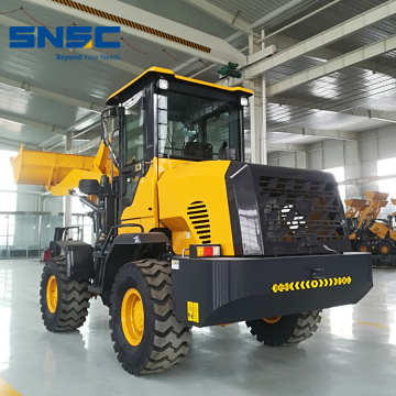 Quality Small Loader 1.5 Ton para la venta