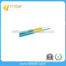 Cable multimodo multimodo 10Gb OM3 50um de la fibra