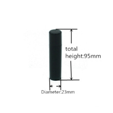 manufacturer empty cosmetic packaging plastic lip stick container