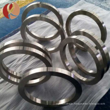 hot sale grade 5 titanium ring from China Factory