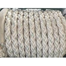 Cuerda de nylon de la cuerda del PE de la cuerda PE de los 8 filamentos cuerda de nylon de la cuerda del PE