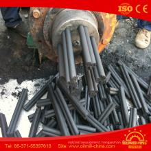 Coal Rods/Sticks/Bars Extruder Extruding Machine