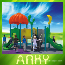 2014 hot minitype Castle outdoor playground for kids