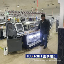 100inches 12g Fully Computerized Flat Knitting Machine