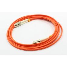 Multimode Duplex Fiber Optic LC-LC