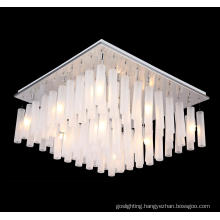 New Indoor Modern Hotel Glass Ceiling Lighting (MX8075A-W)