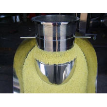2017 ZL series revolving granulator, SS steam granulation, horizontal pvc granulator