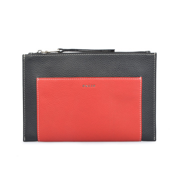Einfache Frau Clutch Purse Brand Big Capacity Bag
