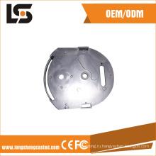 Настроить алюминиевые части заливки формы с подвергать механической обработке для различного применения с низкой цене