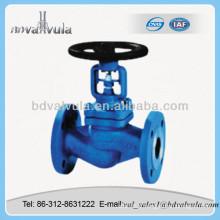Vanne à bille à basse pression DN18 à souche ductile