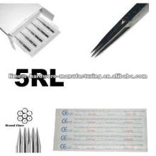 Hohe Qualität 316L Chirurgenstahl gemacht Liner Tattoo Nadeln nur für den professionellen Einsatz