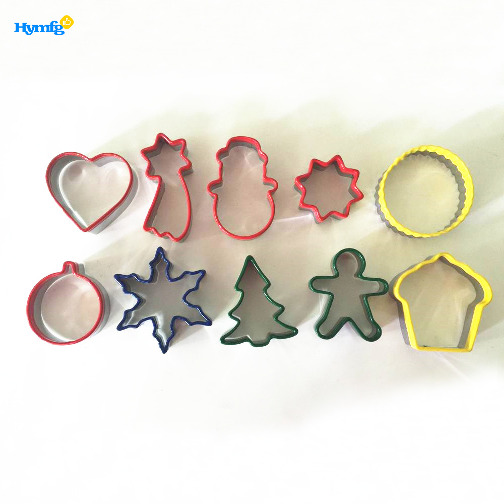 Metal Christmas Cookie Cutter