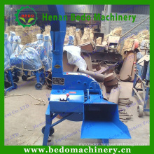 Agricultural machine animal feed chaff cutter machine