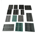 Highway Gully Grates D400 Captive Hinged Grating