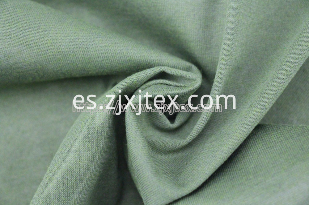 Modacrylic Flame Retardant Viscose Hygroscopicity and Quick Drying Antibacterial Anti-UV Anti-static Knitting Fabric