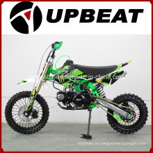 Upbeat Motocicleta 125cc Dirt Bike baratos, cuatro tiempos de Pit Bike