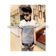 13PT1057 High quality slim fashion polo shirts for men
