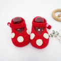 Belles Chaussures Crochet New Born Tricot