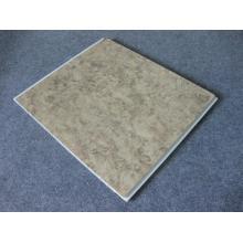 Классический дизайн горячего тиснения доски ПВХ потолок