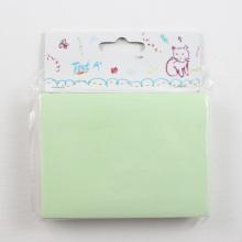 Green Funny Sticky Note