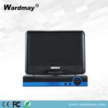 "8chs 1080p Network AHD DVR Dengan 10 ""Screen"