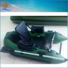 2016 Mini bateau de pêche de style nouveau, bateau gonflable en PVC