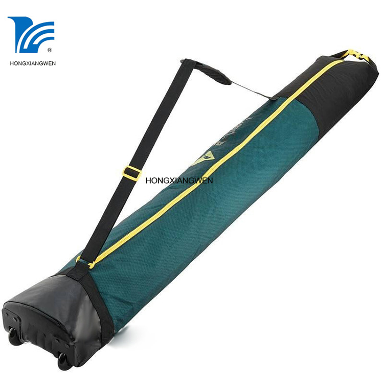 Fully Padded Single Ski Travel Bag