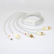 Atacado Mhl to AV Converter Cable (YLMC101)
