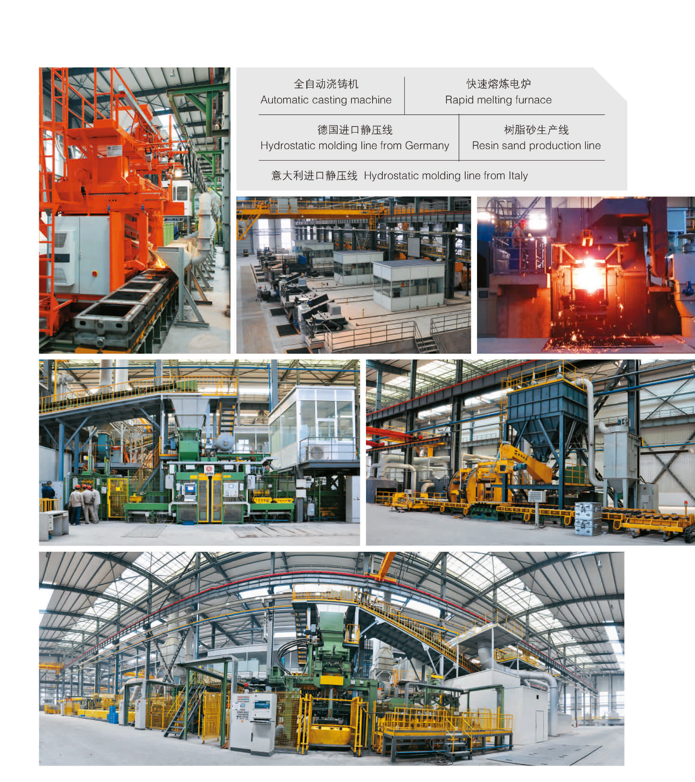 Main Equipment for hydraulic pump