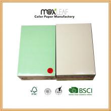 127 * 204 mm Papier de mémorisation de couleur Cute Paper Paper Cube