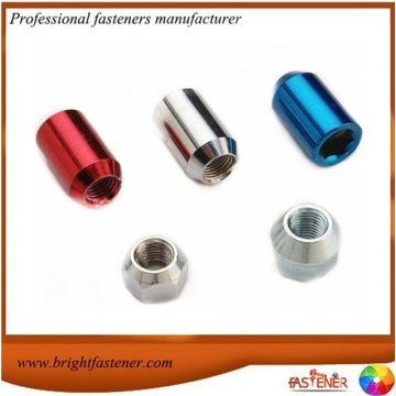 High Strength Carbon Steel Wheel Nut