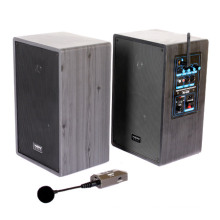 2.4G с передатчиком и микрофоном, аудио для аудитории в аудитории